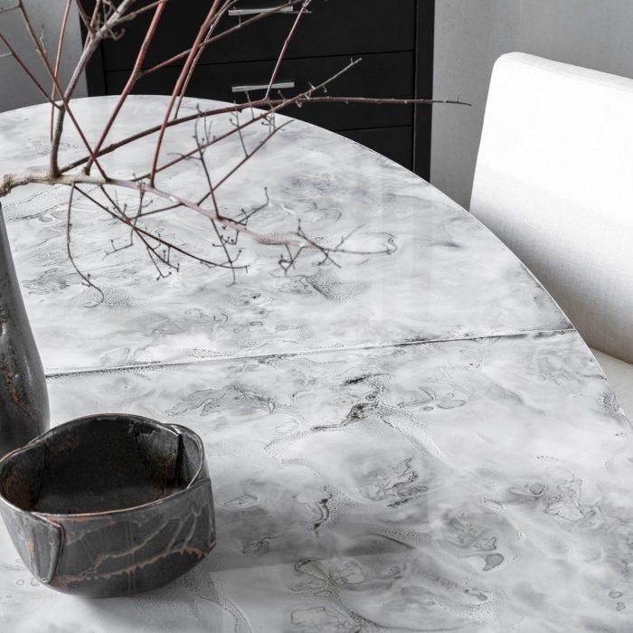 שולחן סלוני מעוצב משיש
