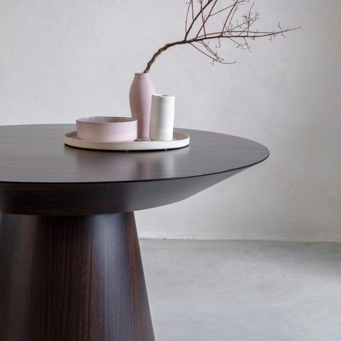 שולחן סלון מעוצב שחור