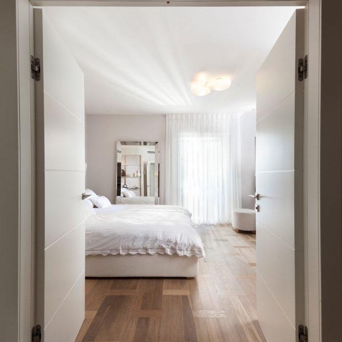 חדר שינה יוקרתי בהתאמה אישית