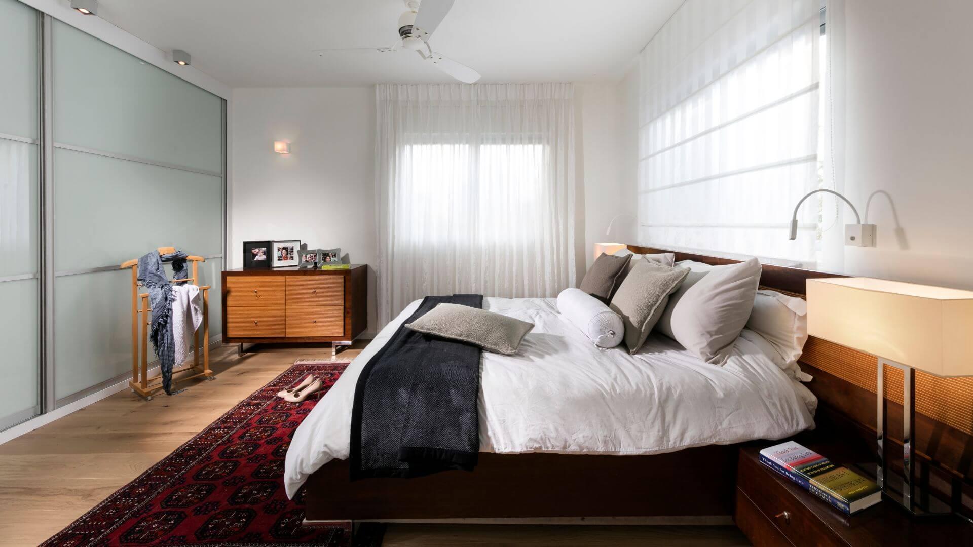 חדרי שינה מעוצבים מבית כרמי רהיטים
