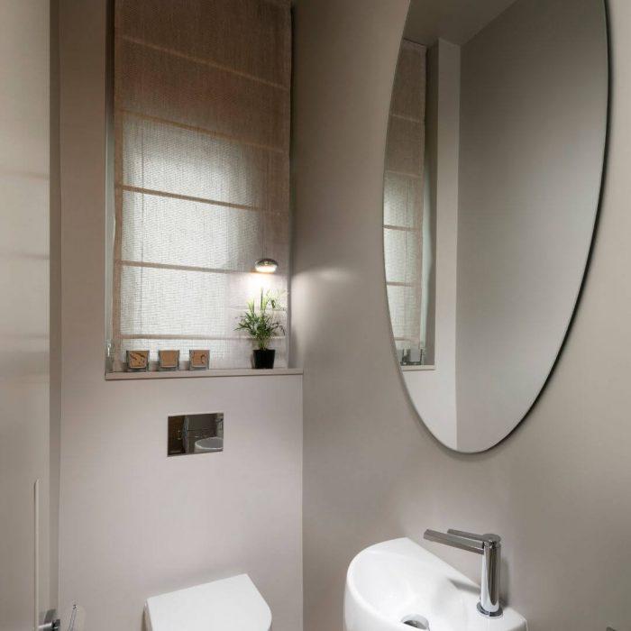 עיצוב חדר שירותים בהתאמה אישית