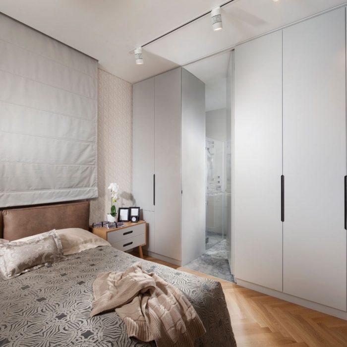 חדר שינה מעוצב יוקרתי בהתאמה אישית